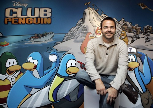 todo sobre club penguin