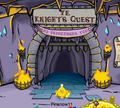 quest entrance