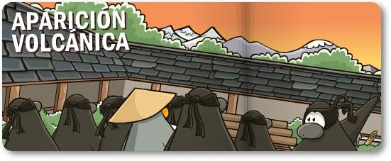 aparicion volcanica