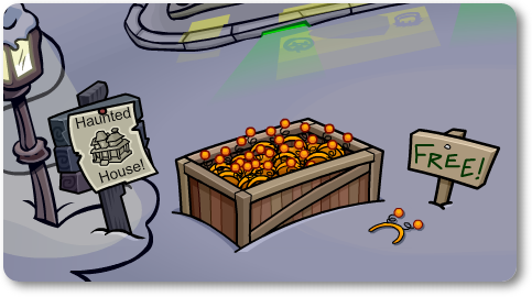 free item halloween 1