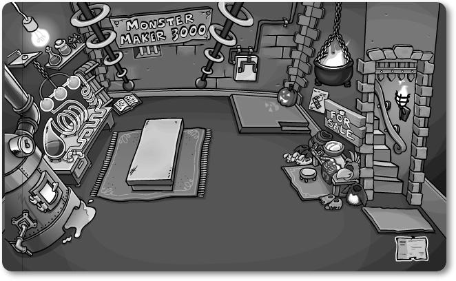 garys room