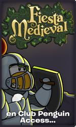 Ve los mejores trucos de la Fiesta Medieval!