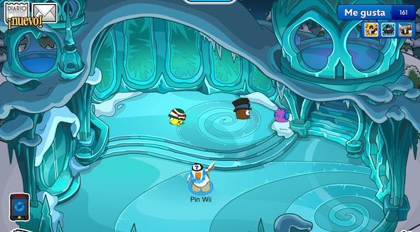 iglo palacio hielo